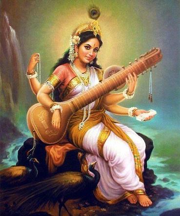 Saraswati hinduisme